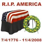 Rest In Peace America