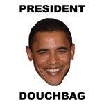 President Douchebag