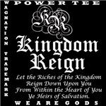 Kingdom Reign #1 Dark Tee