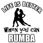 Life is better when you can dance