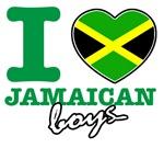 I love Jamaican boys