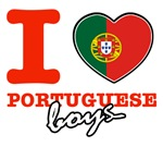 I love Portuguese boys