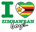 I love Zimbabwean boys