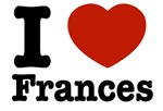 I love Frances