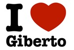 I love Giberto