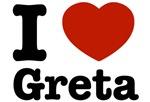 I love Greta