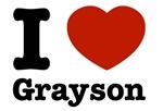 I love Grayson