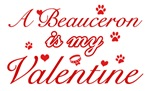 A Beauceron is my valentines