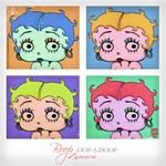 Betty Boop Pop Art