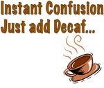 Decaf Coffee Confusion