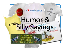 Humor & Silly Sayings