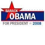 * Barack Obama For President 2008