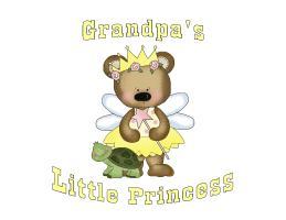 GRANDPA'S LITTLE PRINCESS