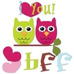 BFF I LOVE YOU