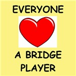duplicate bridge gifts and t-sshirts