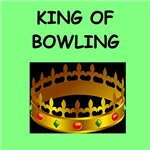 a funny bowling joke on gifts and t-shirts.