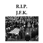 government photo of jfk funeral on gifta and t-shi
