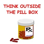 a funny pharmacy joke on gifts and t-shirts.