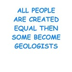 geology joke om gifts and t-shirts.