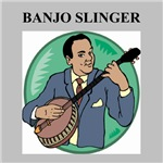 banjo music gifts and t-shirts