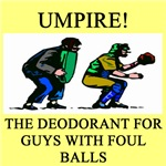 umpire baseball gifts t-shirts presents