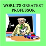 world's greatest professor humor gifts t-shirts