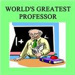 world's greatest professor humor gifts t-shirts