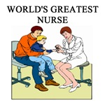 world's greatest nurse gifts t-shirts