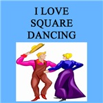 scuare dancing gifts and t-shirts