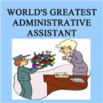 administrative assistant gifts t-shirts