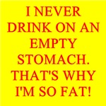 funny fat beer drinker joke gfts apparel