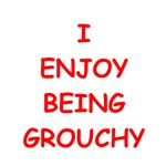 grouchy gifts t-shirts