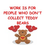 teddy bear collecting