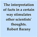 robert barany quotes