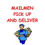 mailman gifts and apparel.