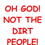 dirt people