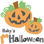 [Baby's] First Halloween