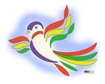 Pigeon Stylized Bird