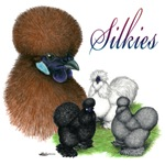 Silkies Assorted #3