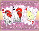 Chicken Family Cards
