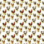Country Chicken Pattern