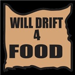 Will Drift For Food