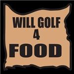 Will Golf 4 Food