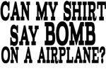 Bomb On A Airplane