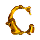 Blown Gold C