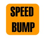 Speed Bump T-shirts and Gifts