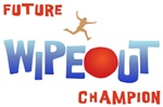 Future Wipeout Champion Shirts