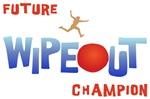 Future Wipeout Champion Shirts