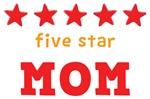 Five Star Mom Shirts