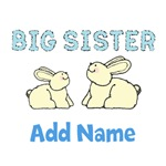 Personalized Bunny Big Sister Gifts
